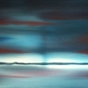 Landscape - Oil Paintings - Moonlit Lake 05 - © Russell Collins