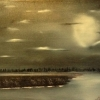Landscape - Oil Paintings - Moonlit River 01 - © Russell Collins