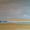 Seascape - Oil Paintings - Long Beach Seascape - © Russell Collins