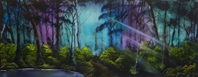 Howe Park Wood Fantasy Forest