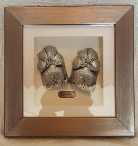 Ornate Shadow Box Frame
