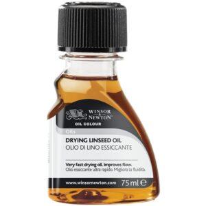 Bottle of Oil Paint Mediums