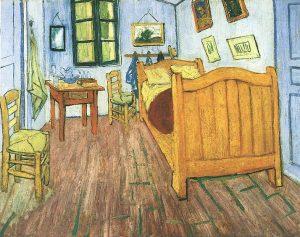 Bedroom In Arles Used In The Big Painting Challenge