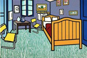 Van Gogh By Roy Lichtenstein