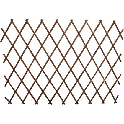 Expanded Wooden Trellis